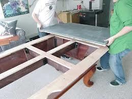 Pool table moves in Salem Oregon