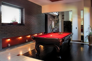 approximate pool table room sizes in salem content